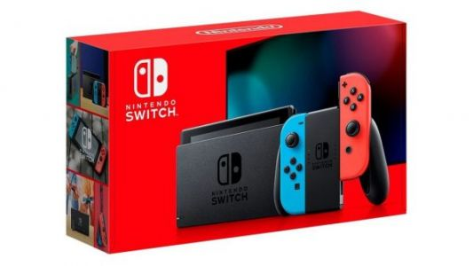 These Nintendo Switch consoles come with free $30 gift cards
