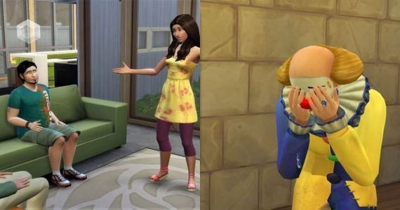 10 Easter Eggs Only True Fans Caught In The Sims 4 | Game Rant
