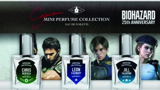 Resident Evil Getting a Line of Themed Perfumes