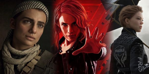 15 Best Female Video Game Characters of 2019 | Game Rant