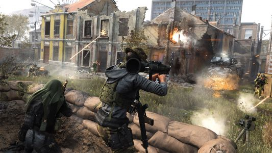 Call of Duty: Modern Warfare's DLC maps and modes won't be timed exclusives like before