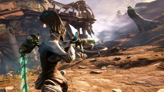 Warframe's fan convention TennoCon is doing it digital again this year