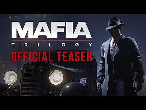 Mafia Trilogy Revealed as Definitive Editions Appear, Then Disappear