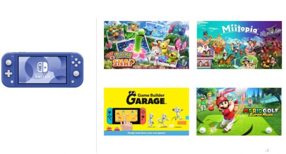 Nintendo reminds us of what's on the horizon for the Switch, with more likely to come at E3