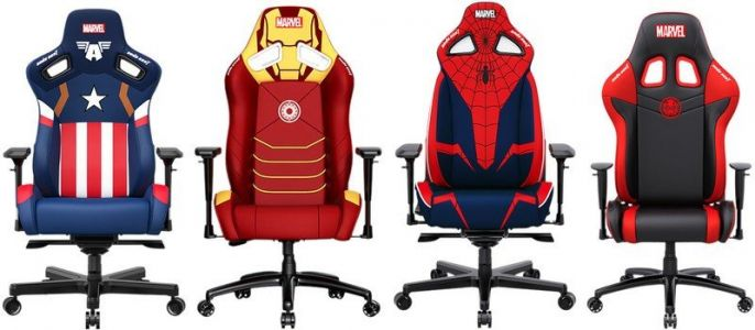 Anda Seat Marvel Gaming Chairs up to $275 off with promo code