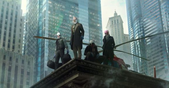 Payday 3 is set in a Hollywood-like environment, won't be out before 2023