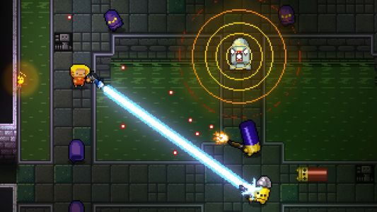 Enter The Gungeon - Deciphering The Greatest Dodge Rolling Shooter