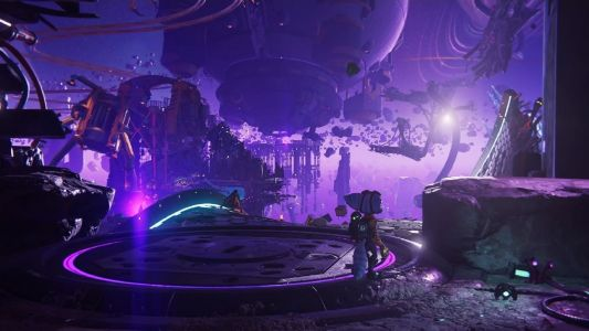 """Ratchet and Clank: Rift Apart's Streaming Tech Allows for """"More Density, Content and Quality in Every Corner"""" - Insomniac"""