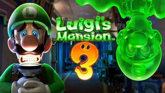 Watch 9 Minutes of New Luigi's Mansion 3 Footage