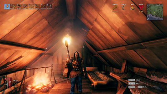 Valheim Recipes for Weapons and Armor Crafting Progression