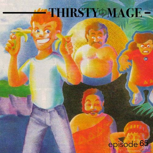 The Thirsty Mage - Star Tropics