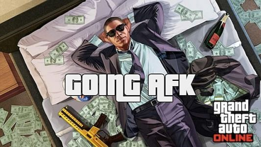 How to Go AFK in GTA Online