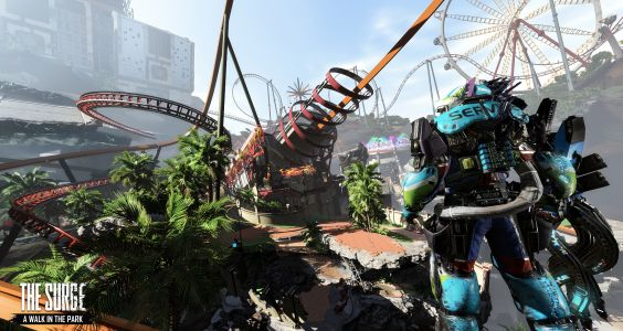 The Surge: A Walk in the Park Expansion & Complete Edition Arrive This December