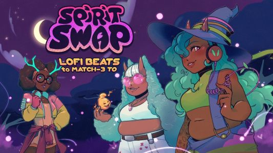 Spirit Swap is a match for therapeutic gaming