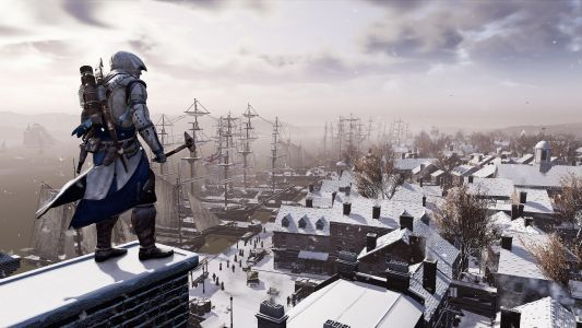 Assassin's Creed III is officially the Switch's first Assassin's Creed game