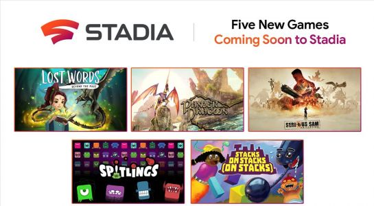 Stadia announces five new games - including three exclusive indies
