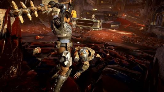 Gears 5 Ranked Mode Will Allow Xbox One Players To Not Matchmake With PC Players
