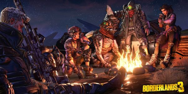 Borderlands 3 May Be Overheating Xbox One X Consoles   Game Rant
