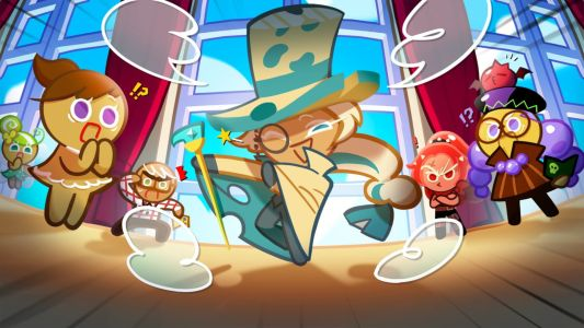 Cookie Run: OvenBreak codes - free rainbow cubes, jelly sets, and crystals