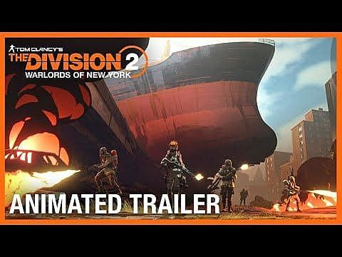 The Division 2 Free Weekend Comes Ahead of Warlords of New York DLC