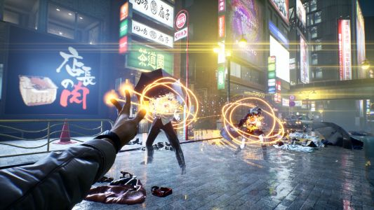 "GhostWire: Tokyo - PS5 DualSense Support for ""Sixth Sense"" and Elemental Powers Revealed"