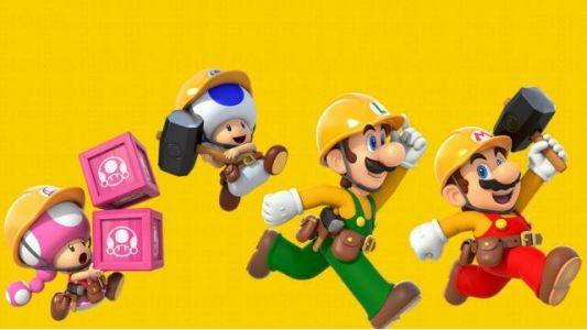 Super Mario Maker 2 Debuts at the Top the US Charts for June 2019