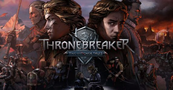 The Witcher Tales: Thronebreaker is a single-player spin-off of the card game Gwent, out now