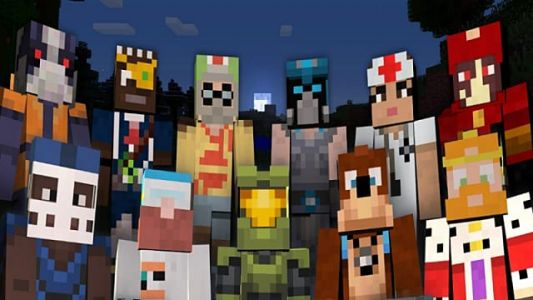 Build a Whole New You with Minecraft's Character Creation Tool