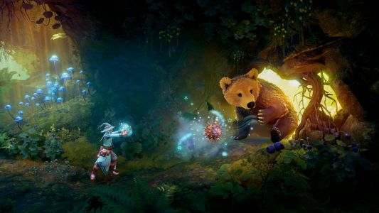 Contest: Feel fine for life with your new copy of Trine 4