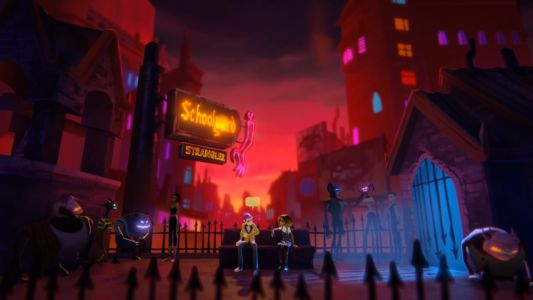 Afterparty, The Next Game From The Oxenfree Team, Arrives In October