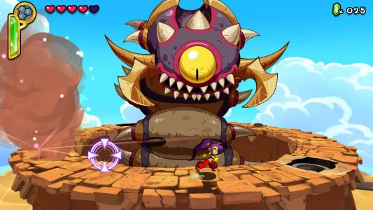 Shantae 5 Announced, Coming This Year for All Platforms