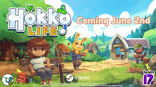 Hokko Life Grows an Early Access Release Date