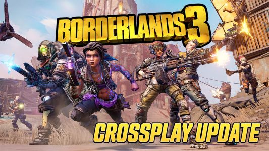 Borderlands 3 Now Supports Cross-Play on Xbox Series X|S, Xbox One, PC, and Stadia