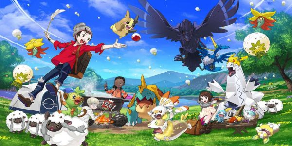 Pokemon Sword and Shield Sets New Record in Japan   Game Rant