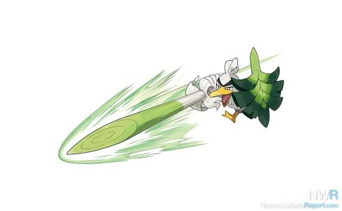 New Pokemon Trailer Reveals Farfetch'd Evolution