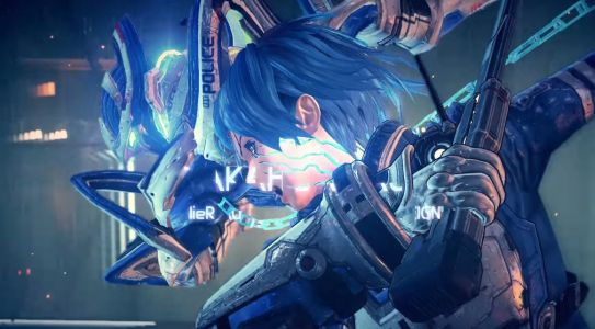Astral Chain is a new game coming to Switch and it looks anime as hell