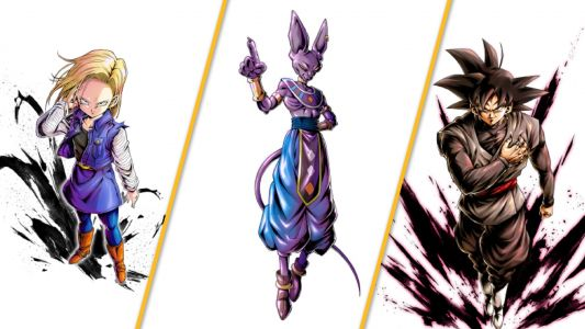 Dragon Ball Legends tier list - every character ranked
