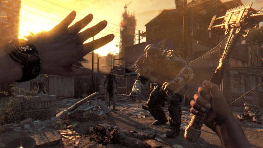 Dying Light Platinum Edition for Switch leaks