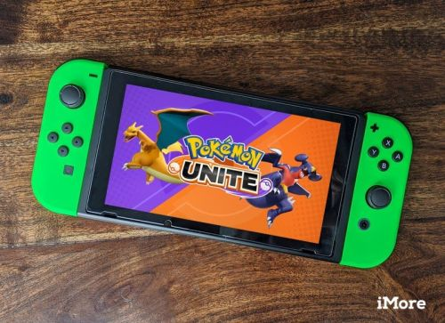 Pre-download Pokémon Unite to get in on the action as soon as possible
