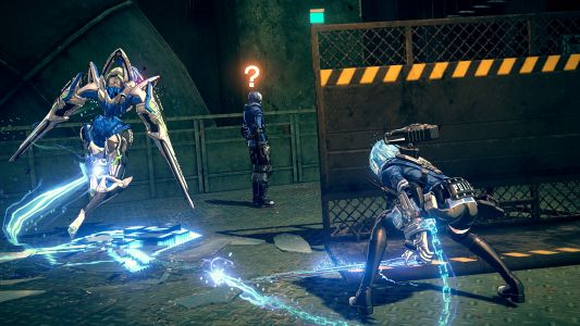 Astral Chain is a new action title from Platinum Games and a Switch exclusive