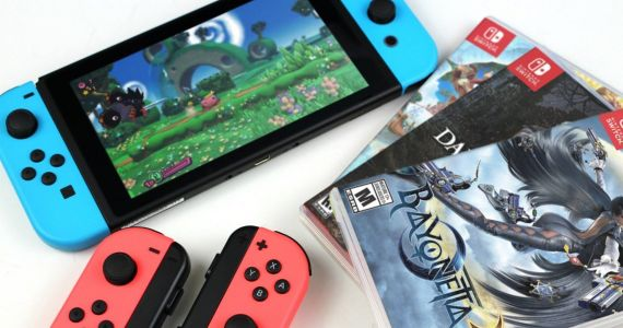 10 Things You Didn't Know The Nintendo Switch Could Do