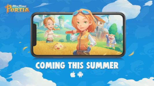 Popular 3D farm-sim My Time At Portia is coming to Android