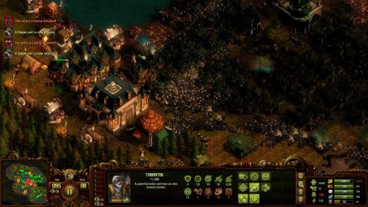 "They Are Billions Exits Early Access, ""The New Empire"" Campaign Now Available"