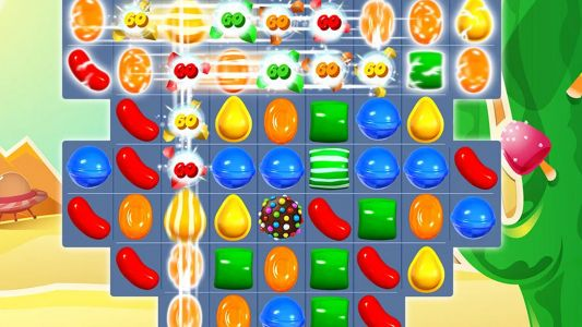 Candy Crush games - every game detailed