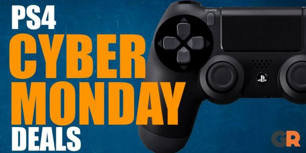The Best Cyber Monday PS4 Game and Console Deals | Game Rant