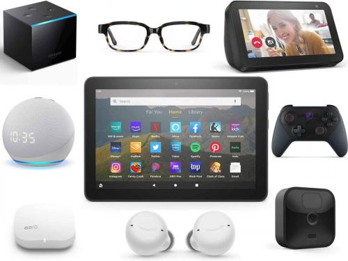 Prime Day Brings Deals On Amazon Tablets, Smart Home & More