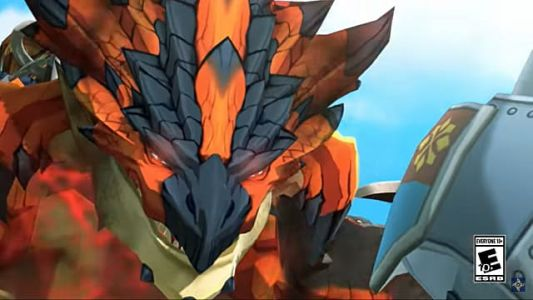 Rathalos Takes Center Stage in New Monster Hunter Stories 2 Trailer
