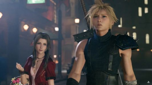"Final Fantasy 7 Remake Features Honey Bee Inn Event, ""Countless"" Other Events - Nomura"