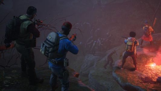 Back 4 Blood does not have an offline mode, even for solo play
