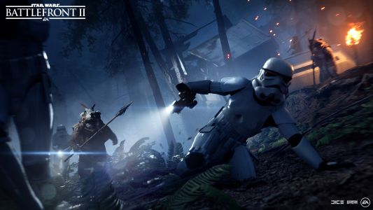 EA Reportedly Canceled A Star Wars Battlefront Spinoff Last Year